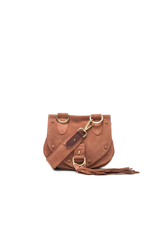 Image 1 of See By Chloe Mini Crossbody Bag in Terracotta