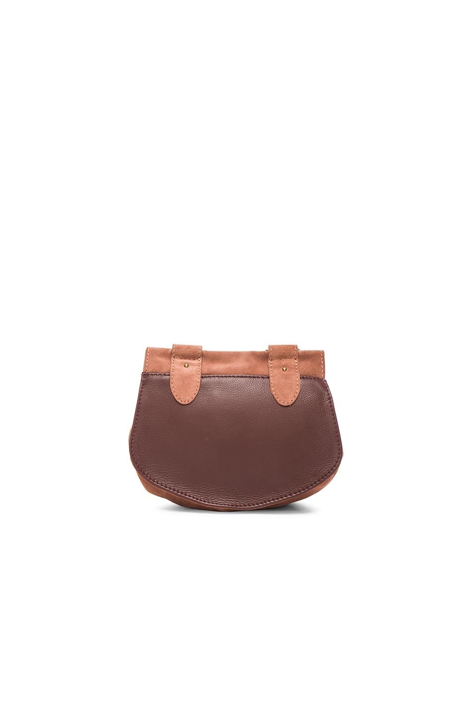Image 2 of See By Chloe Mini Crossbody Bag in Terracotta