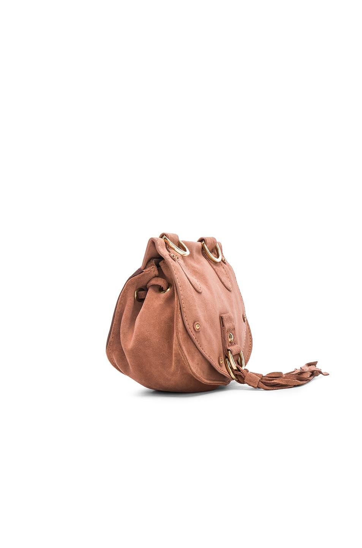 Image 3 of See By Chloe Mini Crossbody Bag in Terracotta