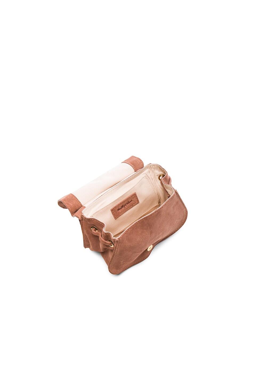 Image 4 of See By Chloe Mini Crossbody Bag in Terracotta