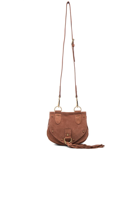 Image 5 of See By Chloe Mini Crossbody Bag in Terracotta