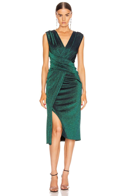 Sies Marjan Dresses Gretchen Lurex Sleeveless Dress