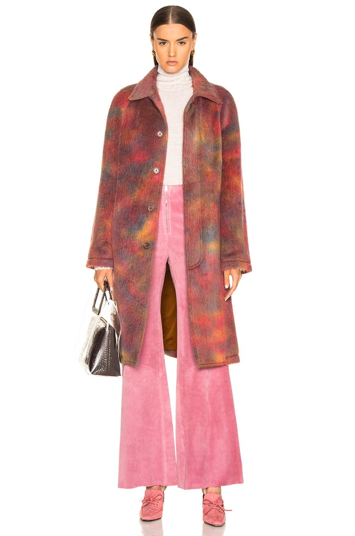 Image 1 of Sies Marjan Blaine Coat in Multicolored