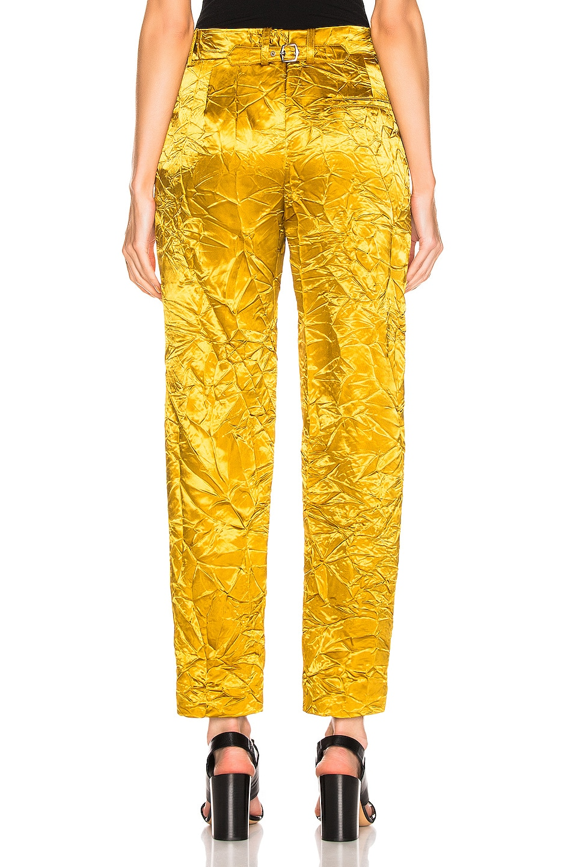 Image 3 of Sies Marjan Willa Cropped Pant in Mustard