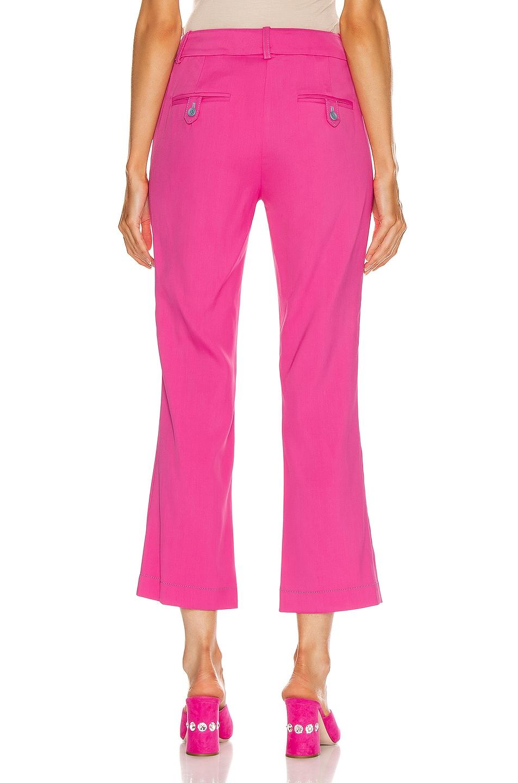 Image 3 of Sies Marjan Danit Flare Pant in Fluo Pink