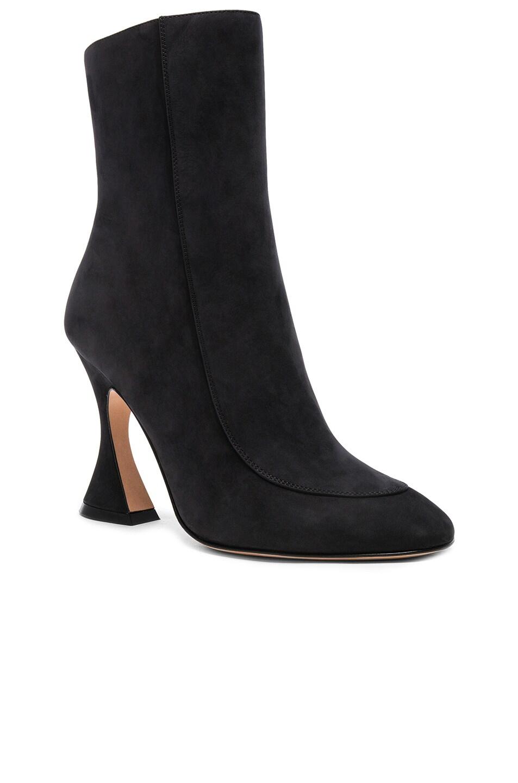 Sies marjan Nubuck Leather Emma Boots in .