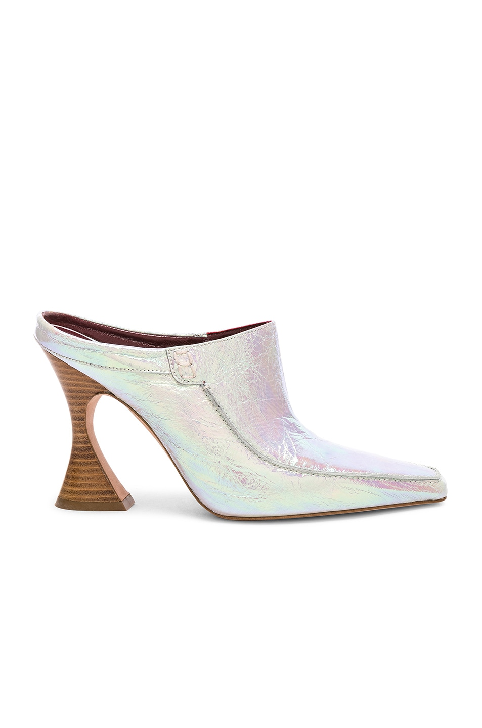 Image 1 of Sies Marjan Dena Holographic Loafer in Multicolored