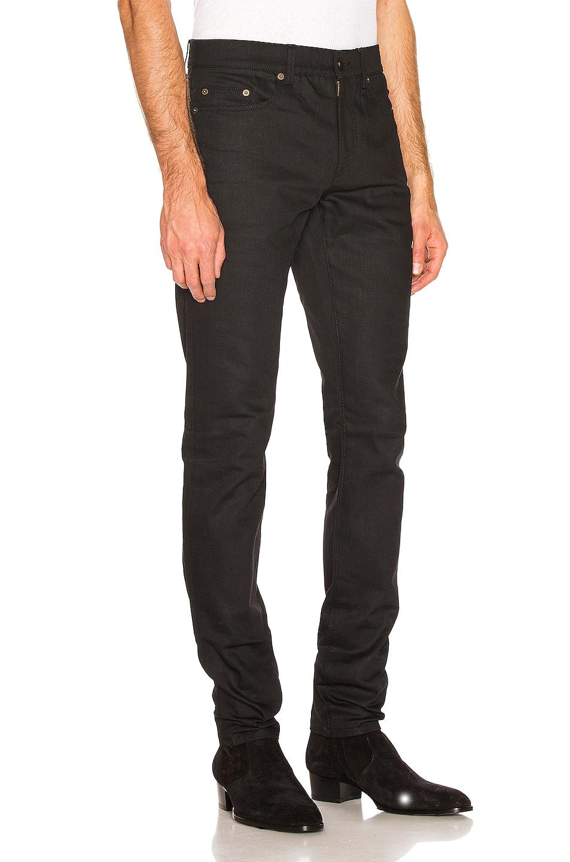 Image 2 of Saint Laurent Skinny Jeans in Black