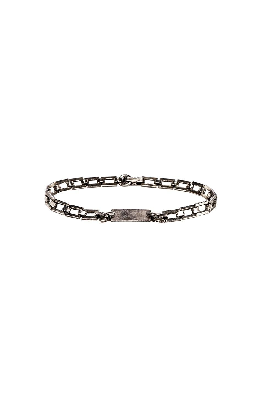 Image 1 of Saint Laurent Bracelet in Silver