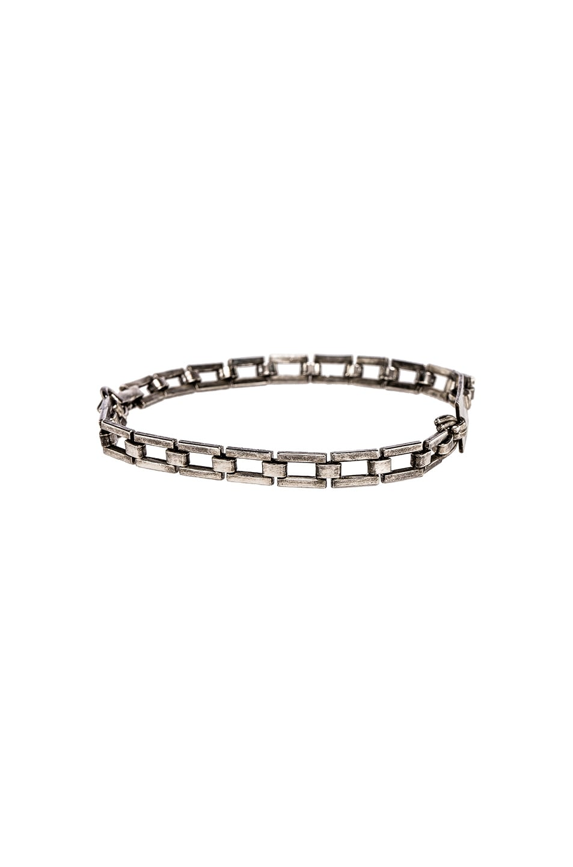 Image 2 of Saint Laurent Bracelet in Silver