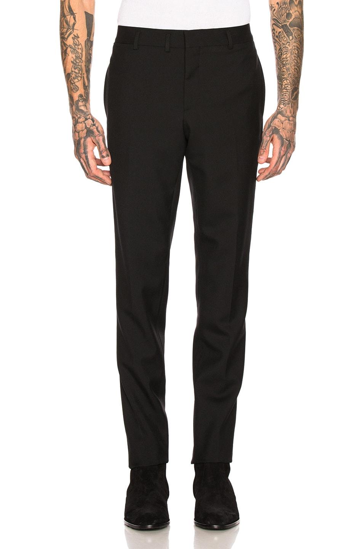 Image 5 of Saint Laurent Gabardine Suit in Black