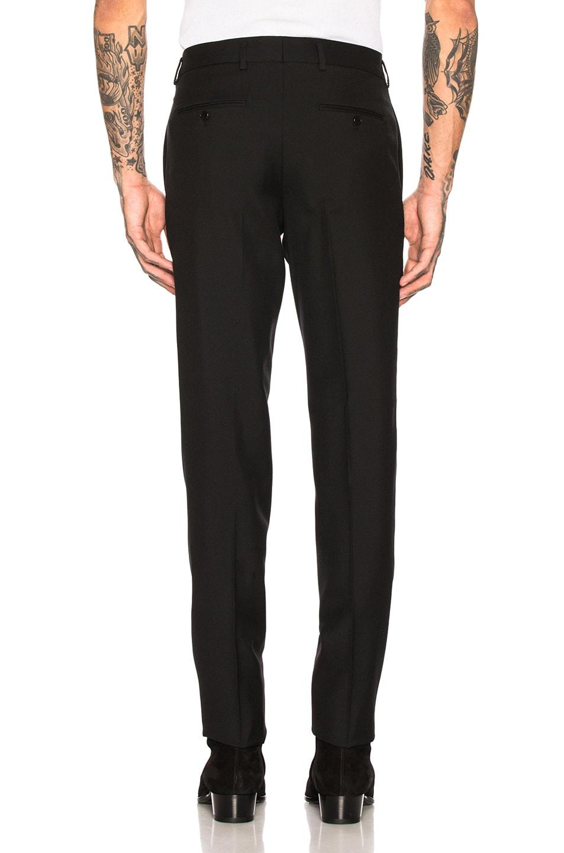 Image 7 of Saint Laurent Gabardine Suit in Black
