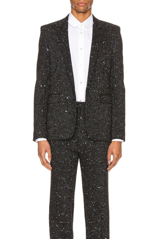Image 1 of Saint Laurent Suit Jacket in Black