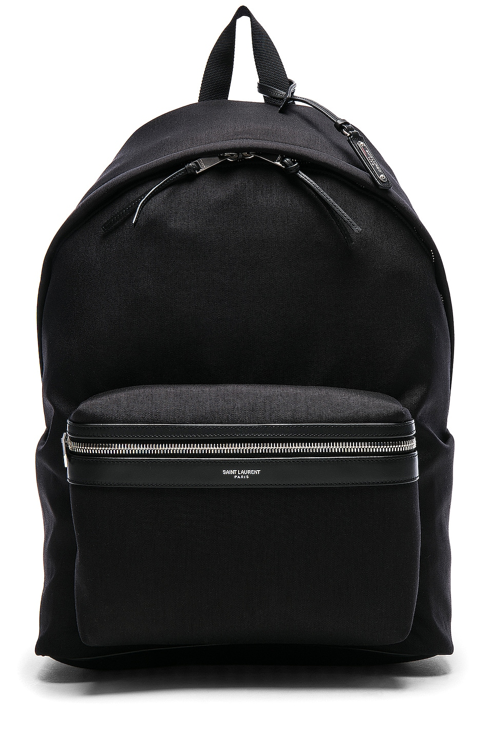 Image 1 of Saint Laurent Backpack in Black