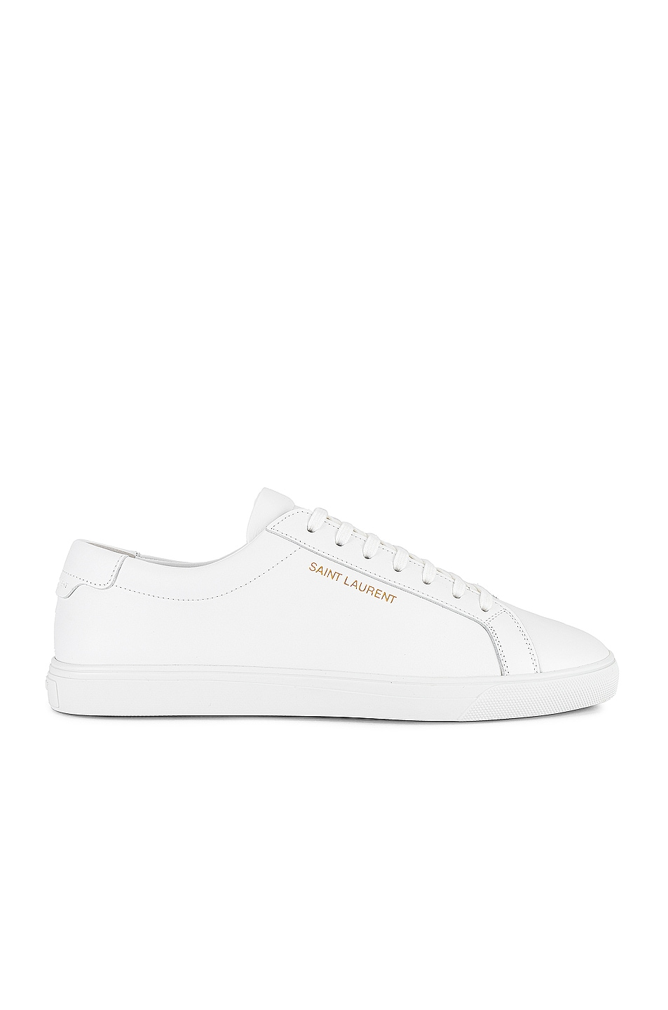 Image 1 of Saint Laurent Andy Sneaker in White