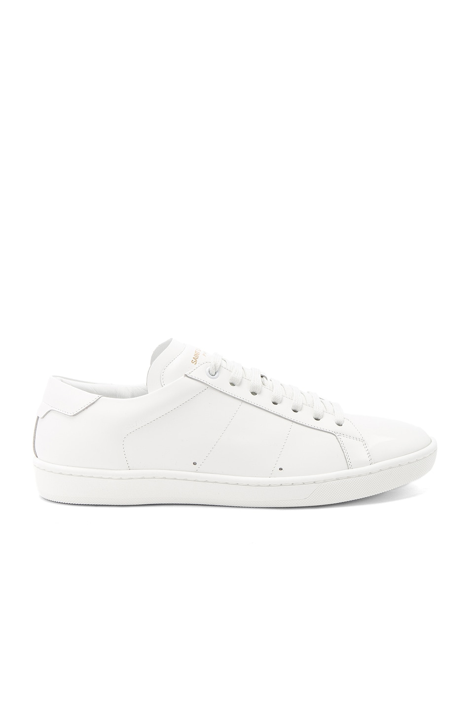 Image 2 of Saint Laurent Court Classic SL/01 Sneakers in White