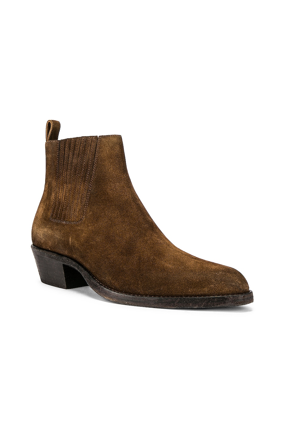 Saint Laurent Dakota Boots Land durable service