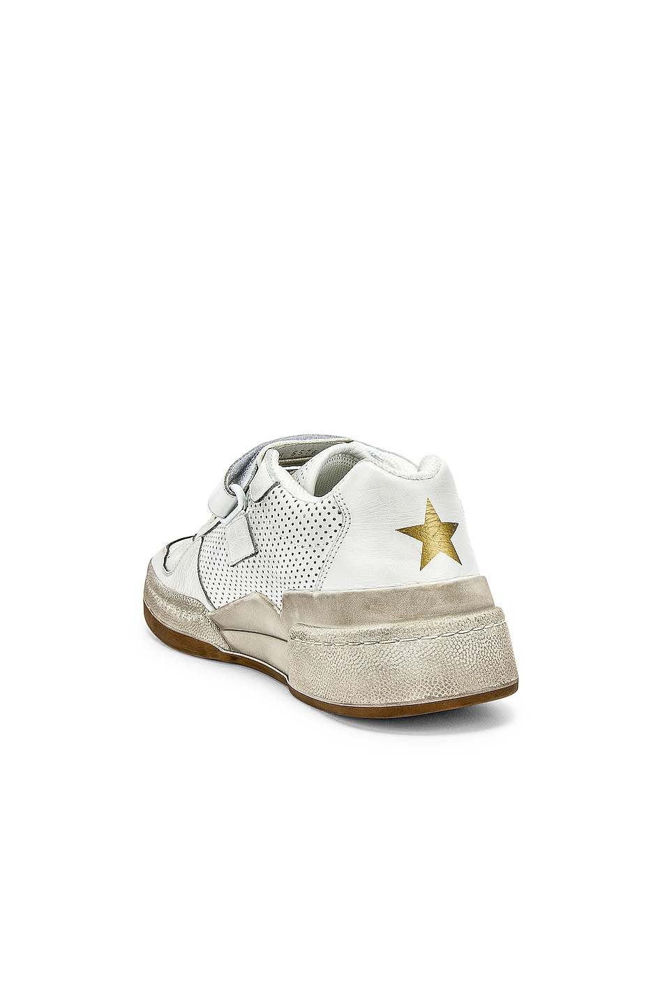 Image 3 of Saint Laurent Jeddo Low Tops in White