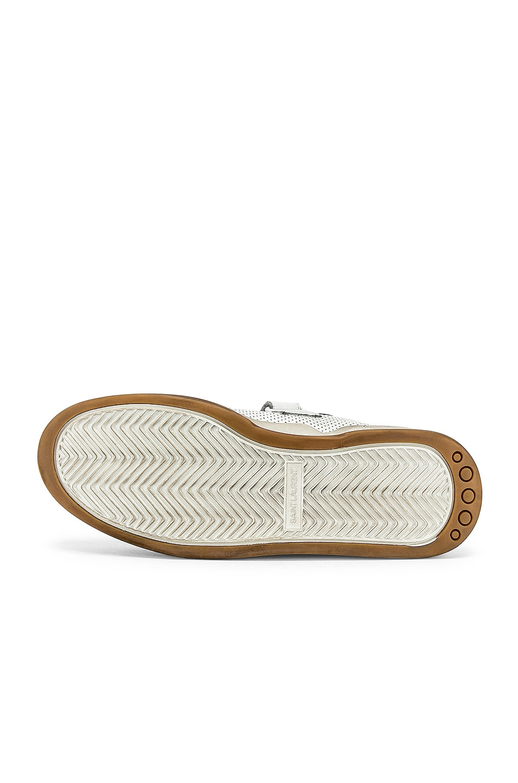 Image 6 of Saint Laurent Jeddo Low Tops in White