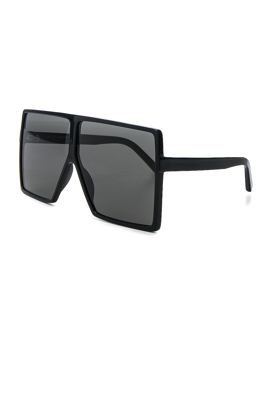 Image 2 of Saint Laurent Betty Sunglasses in Black