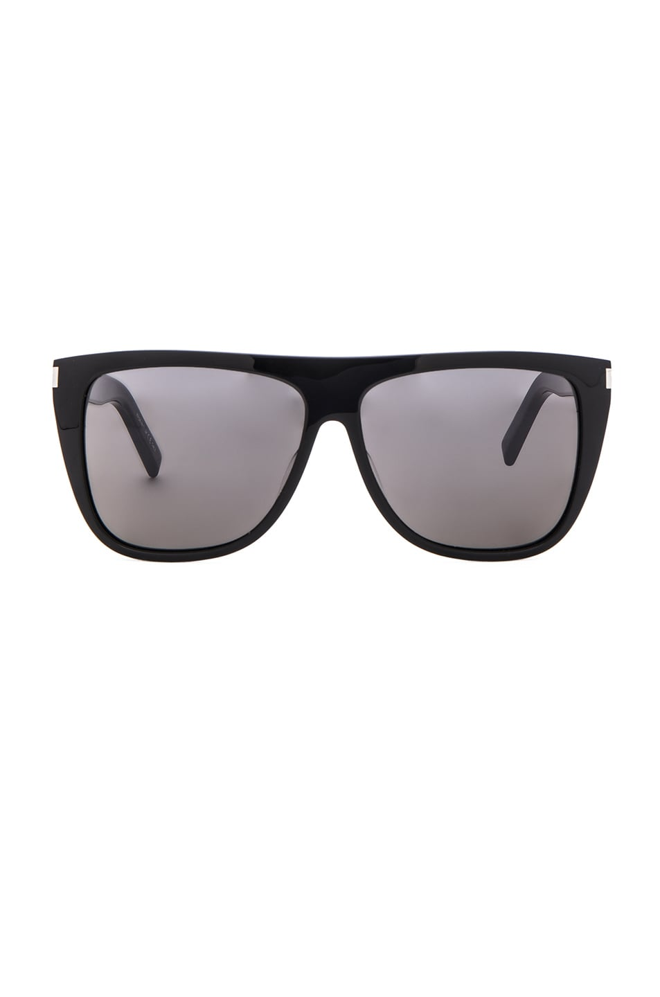 Image 1 of Saint Laurent SL 1 Sunglasses in Black
