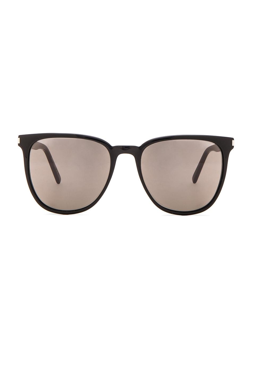 Image 1 of Saint Laurent SL 94 Sunglasses in Black