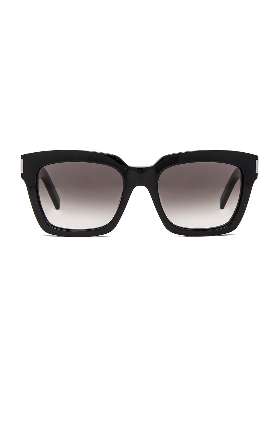 f957e52279d Grey Sunglasses Laurent Black In Fwrd Saint amp  Bold 1 qw0BnRa