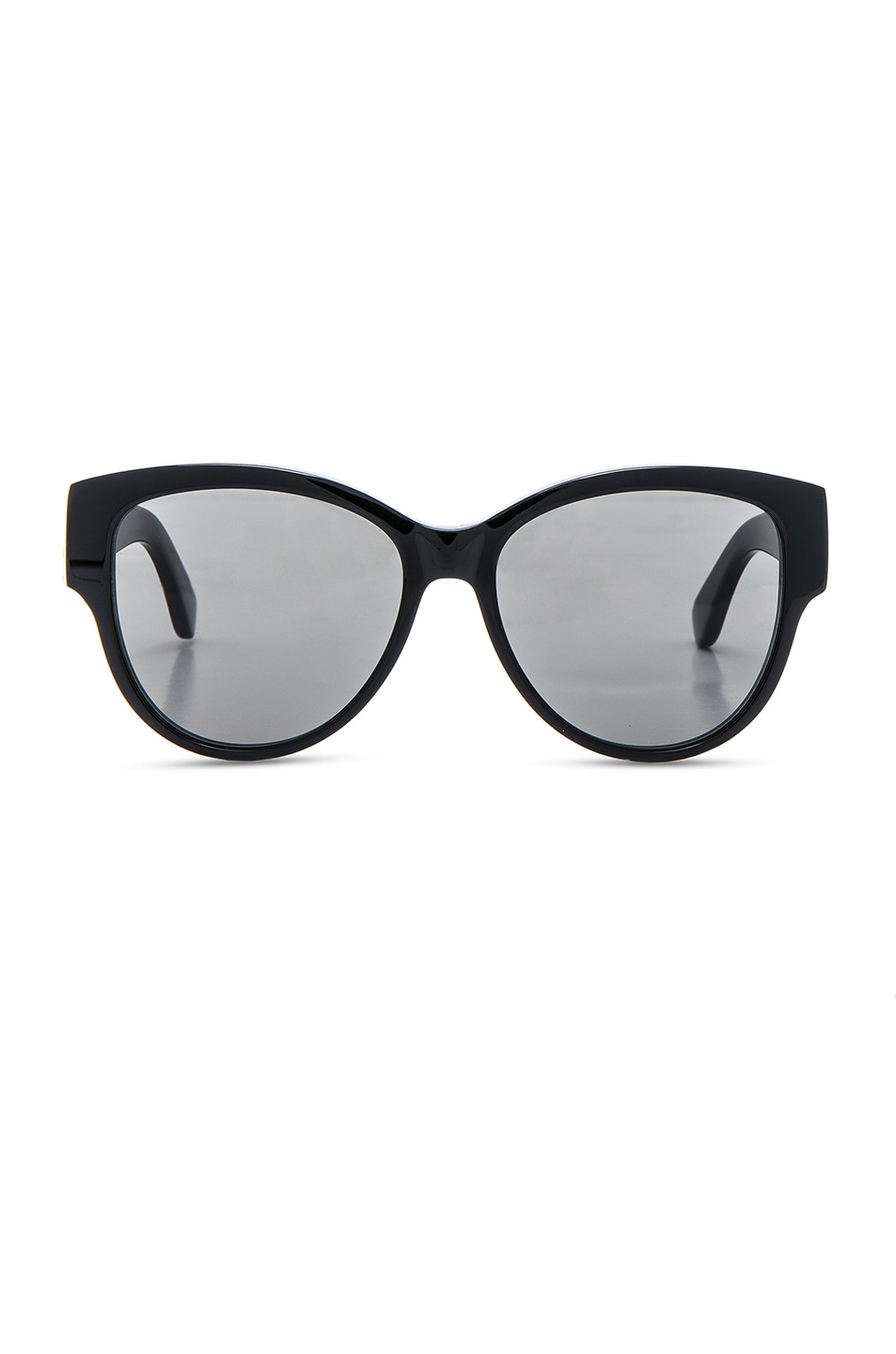 Image 1 of Saint Laurent SL M3 Sunglasses in Black & Grey