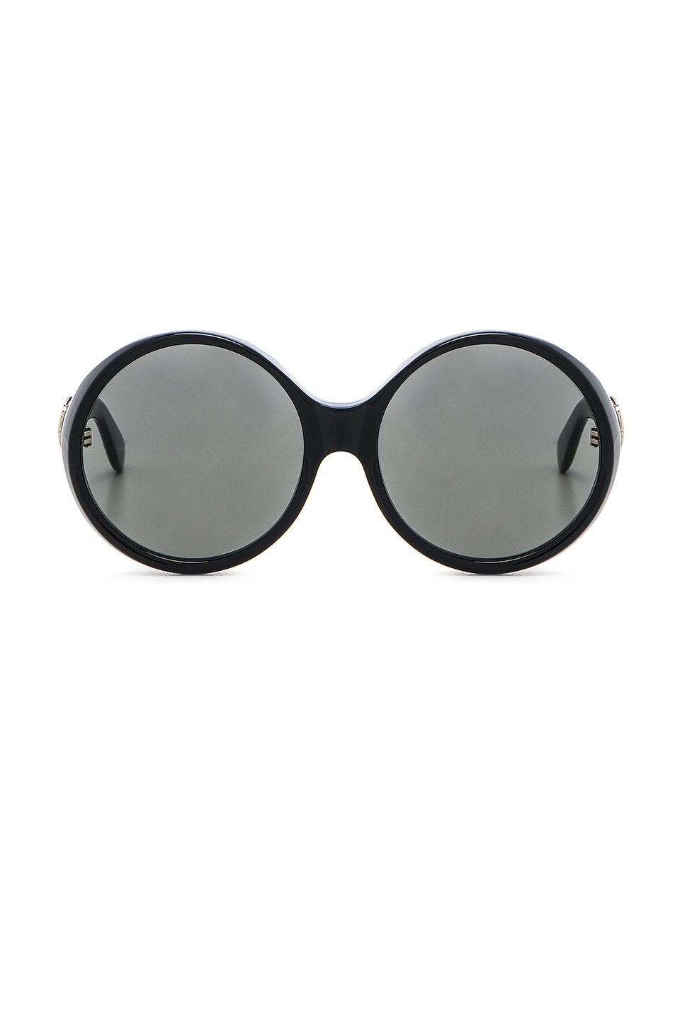 Image 1 of Saint Laurent SL M1 Sunglasses in Black