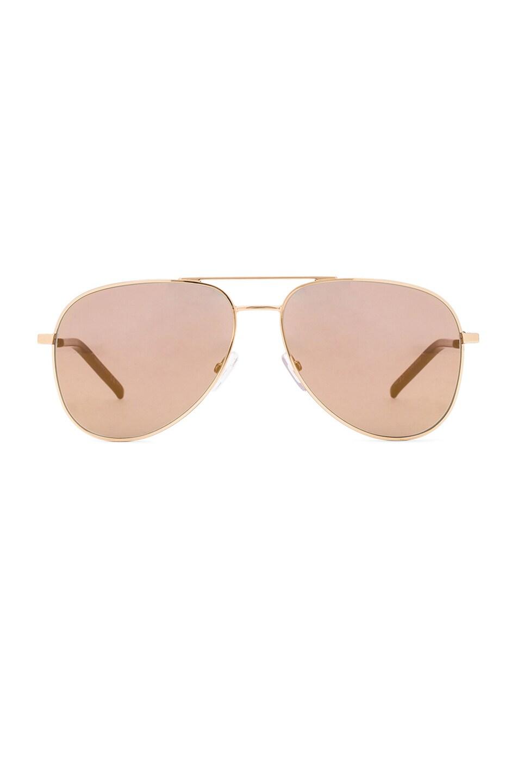 Image 1 of Saint Laurent Classic 11S Sunglasses in Rose Gold
