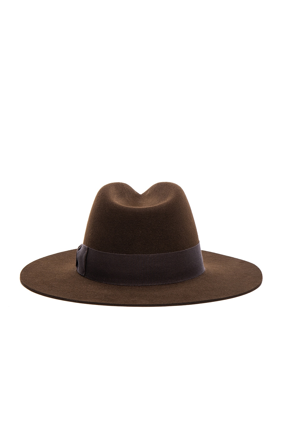 Image 5 of Saint Laurent Hat in Marron
