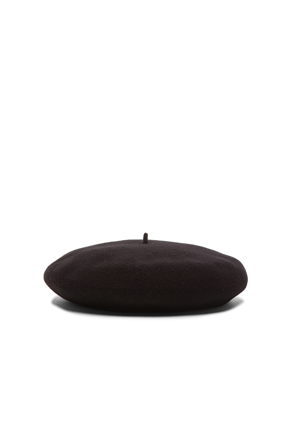 Image 5 of Saint Laurent Beret in Black
