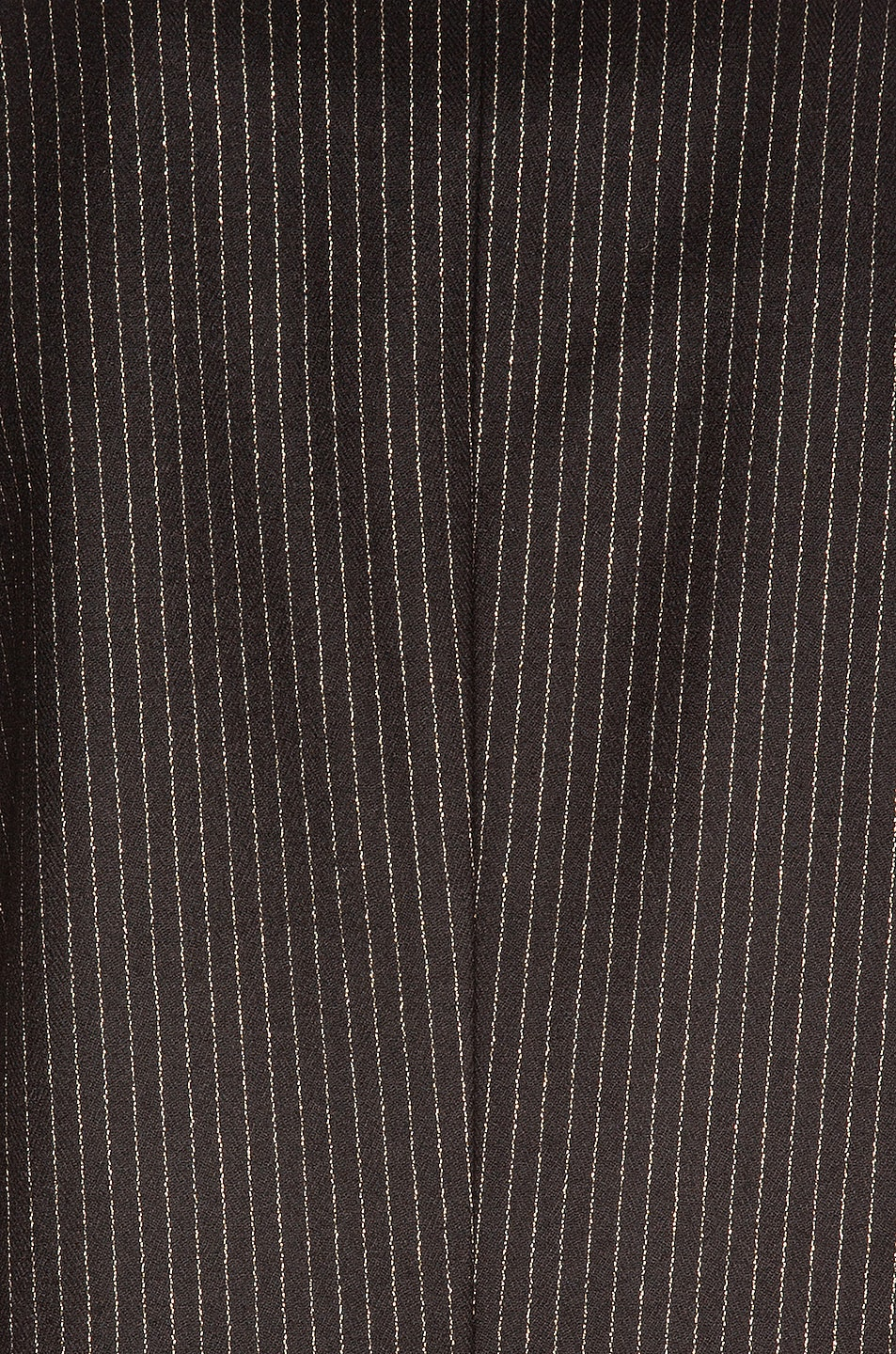 Image 6 of Saint Laurent Pinstripe Double Breasted Jacket in Black