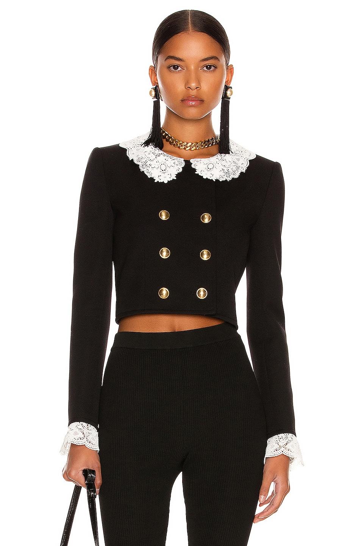 Image 1 of Saint Laurent Lady Jacket in Noir