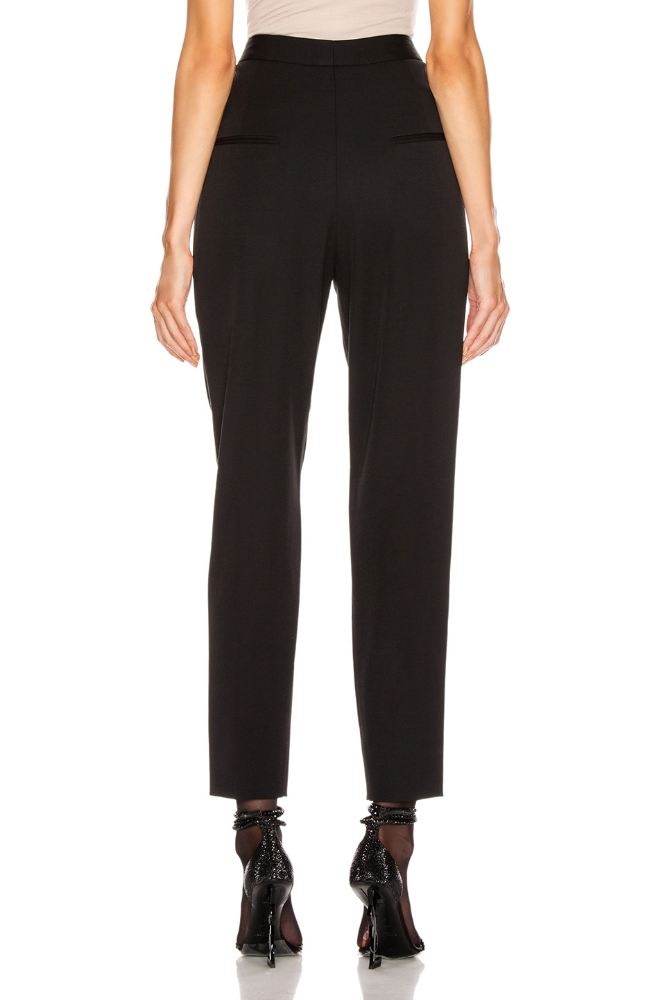 Image 4 of Saint Laurent Tailored Pant in Black