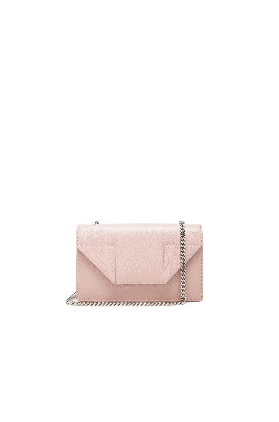 Image 1 of Saint Laurent Small Betty Chain Bag in Pale Blush