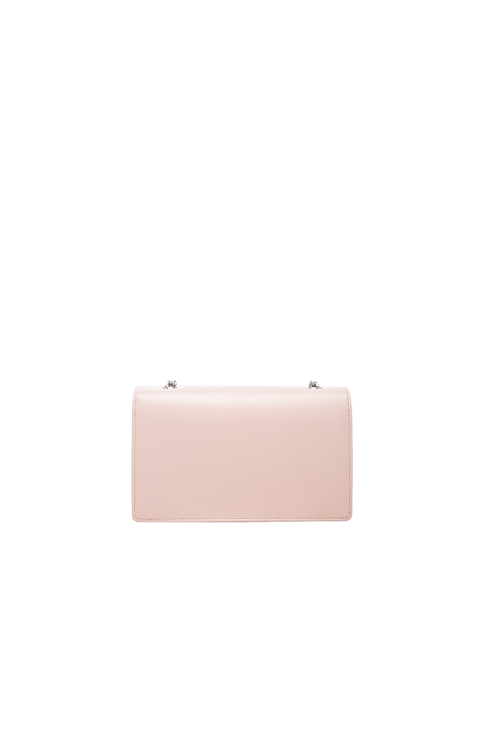 Image 3 of Saint Laurent Small Betty Chain Bag in Pale Blush