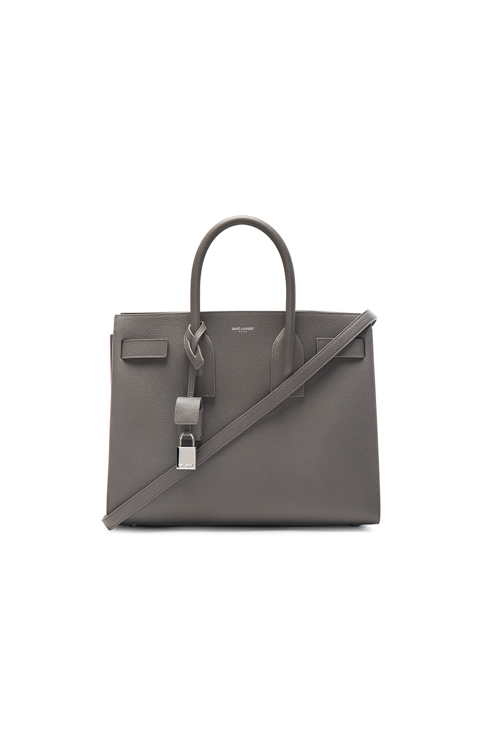 Image 1 of Saint Laurent Small Sac De Jour in Fog