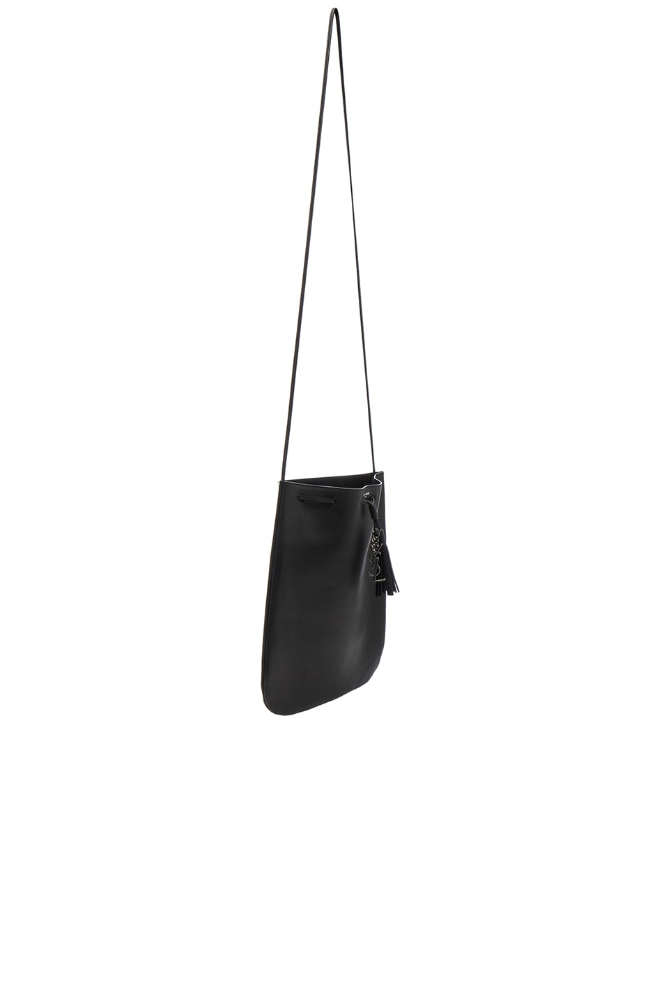 Image 4 of Saint Laurent Medium Jen Bag in Black