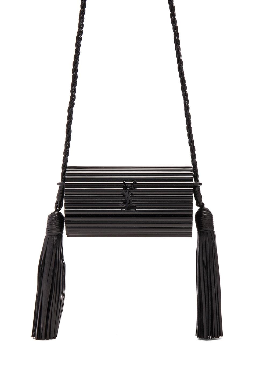 Opyum box bag - Black Saint Laurent D3Y1v