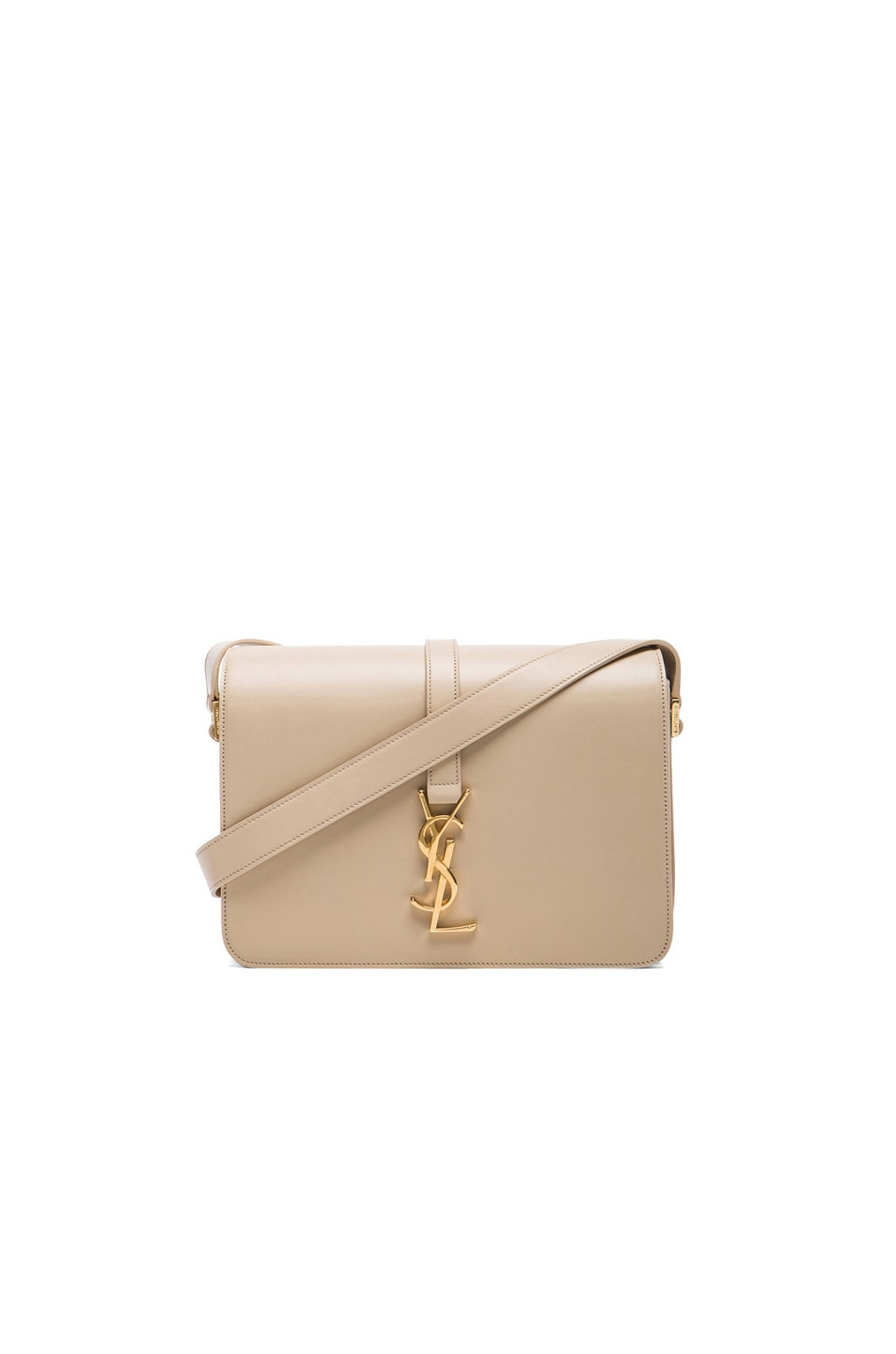 Image 1 of Saint Laurent Monogram Universite Bag in Powder