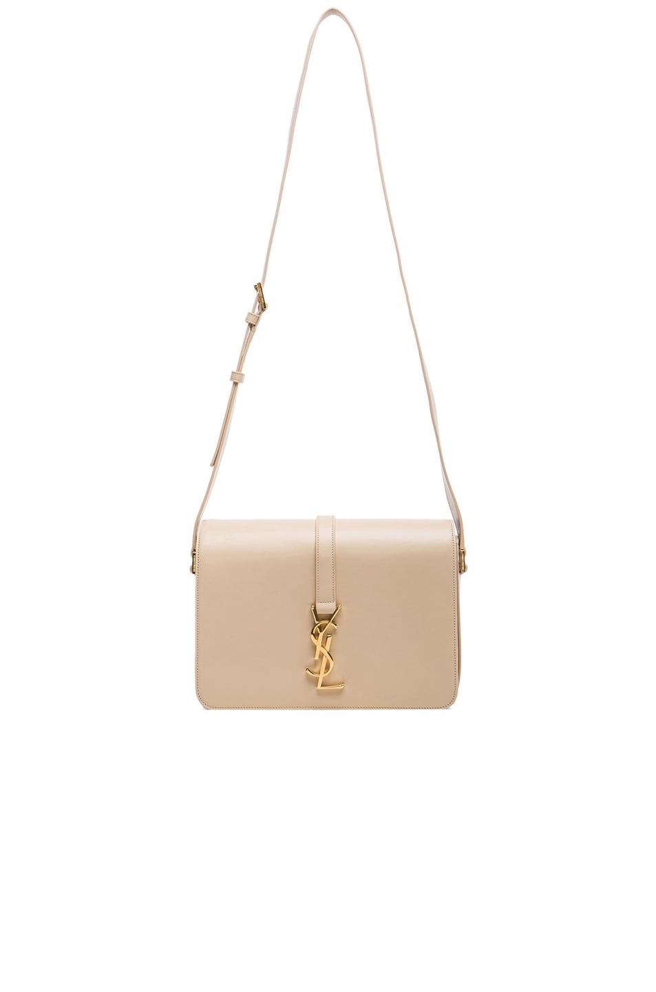 Image 6 of Saint Laurent Monogram Universite Bag in Powder