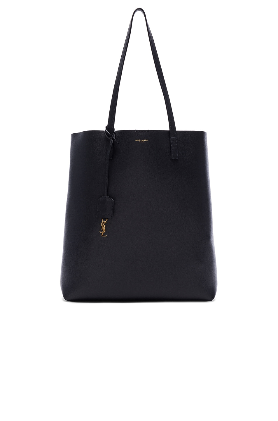 Image 1 of Saint Laurent Shopping Bag Medium in Deep Marine