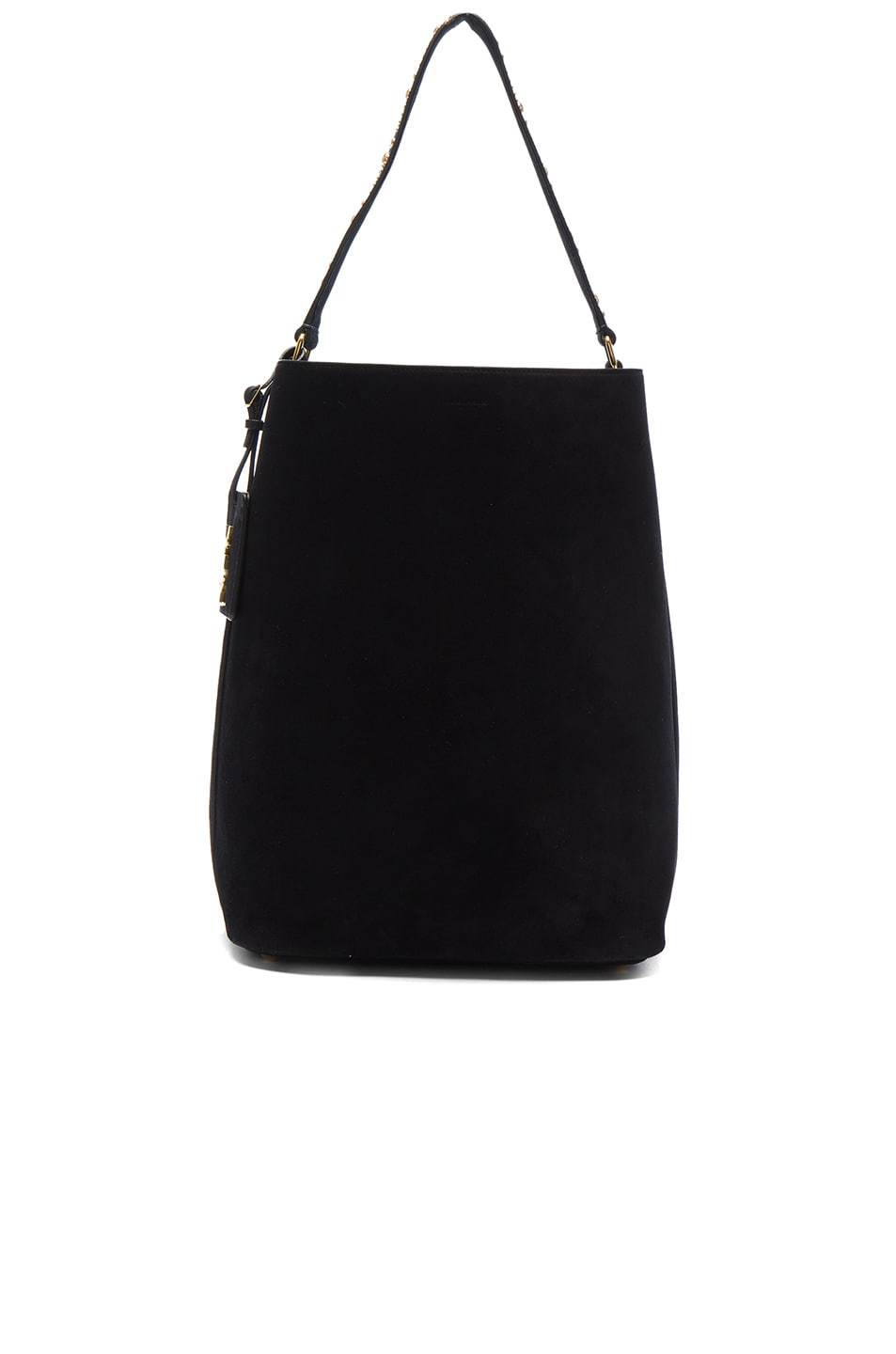 Image 1 of Saint Laurent Hobo Large Bag in Black