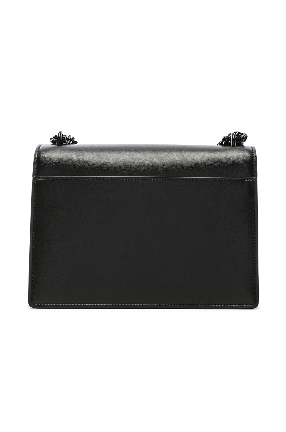 Image 3 of Saint Laurent Monogramme Sunset Shoulder Bag in Black