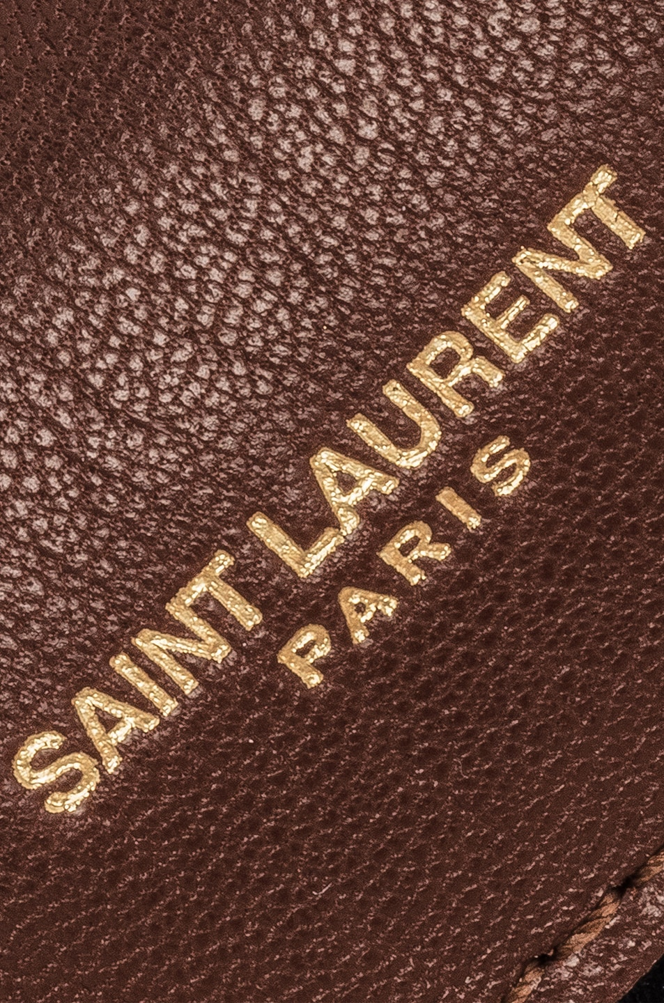 Image 8 of Saint Laurent Medium Monogramme College Bag in Old Brandy