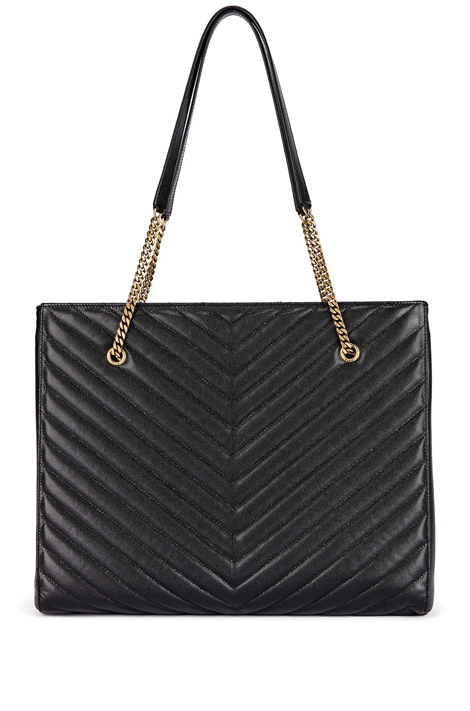Image 2 of Saint Laurent Jumbo Tribeca Bag in Black