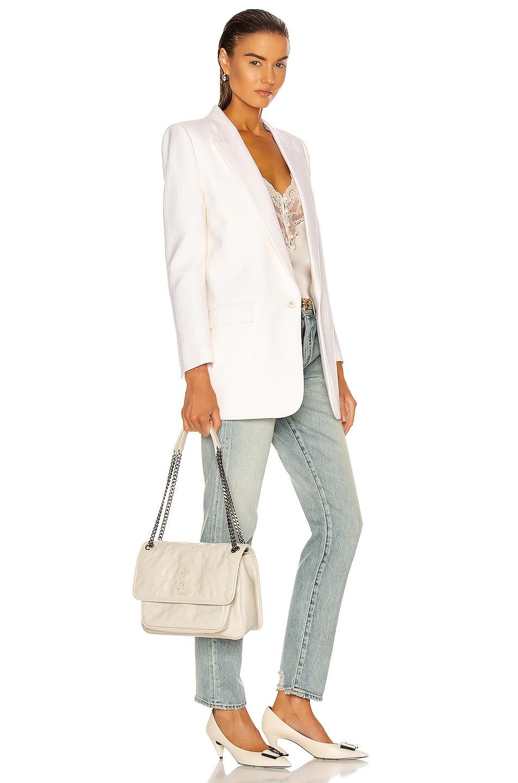 Saint Laurent Bags Medium Niki Chain Bag