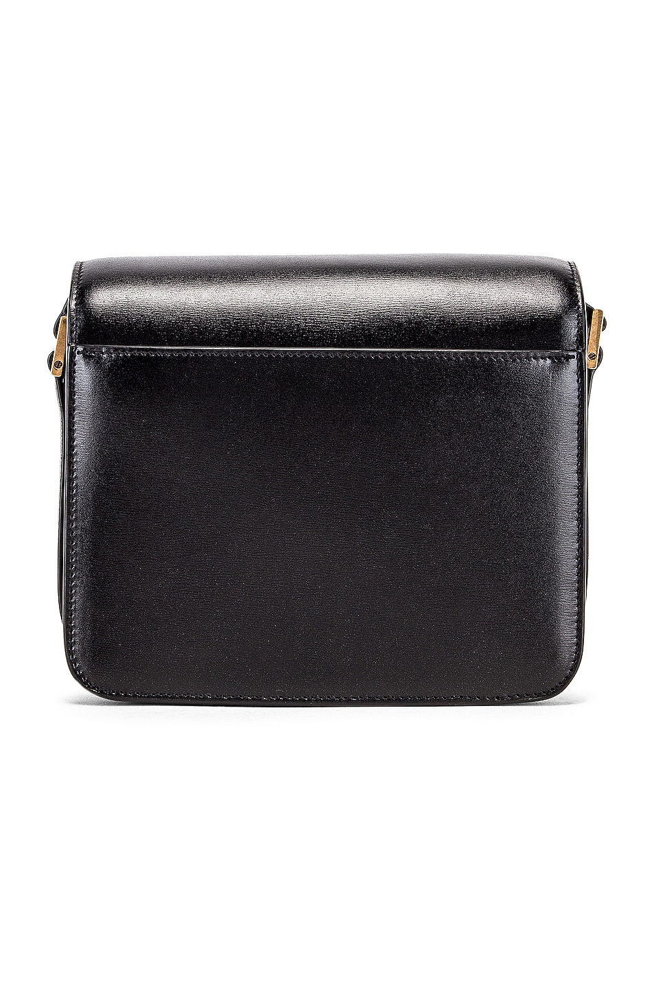 Image 3 of Saint Laurent Small Le Besace Bag in Black