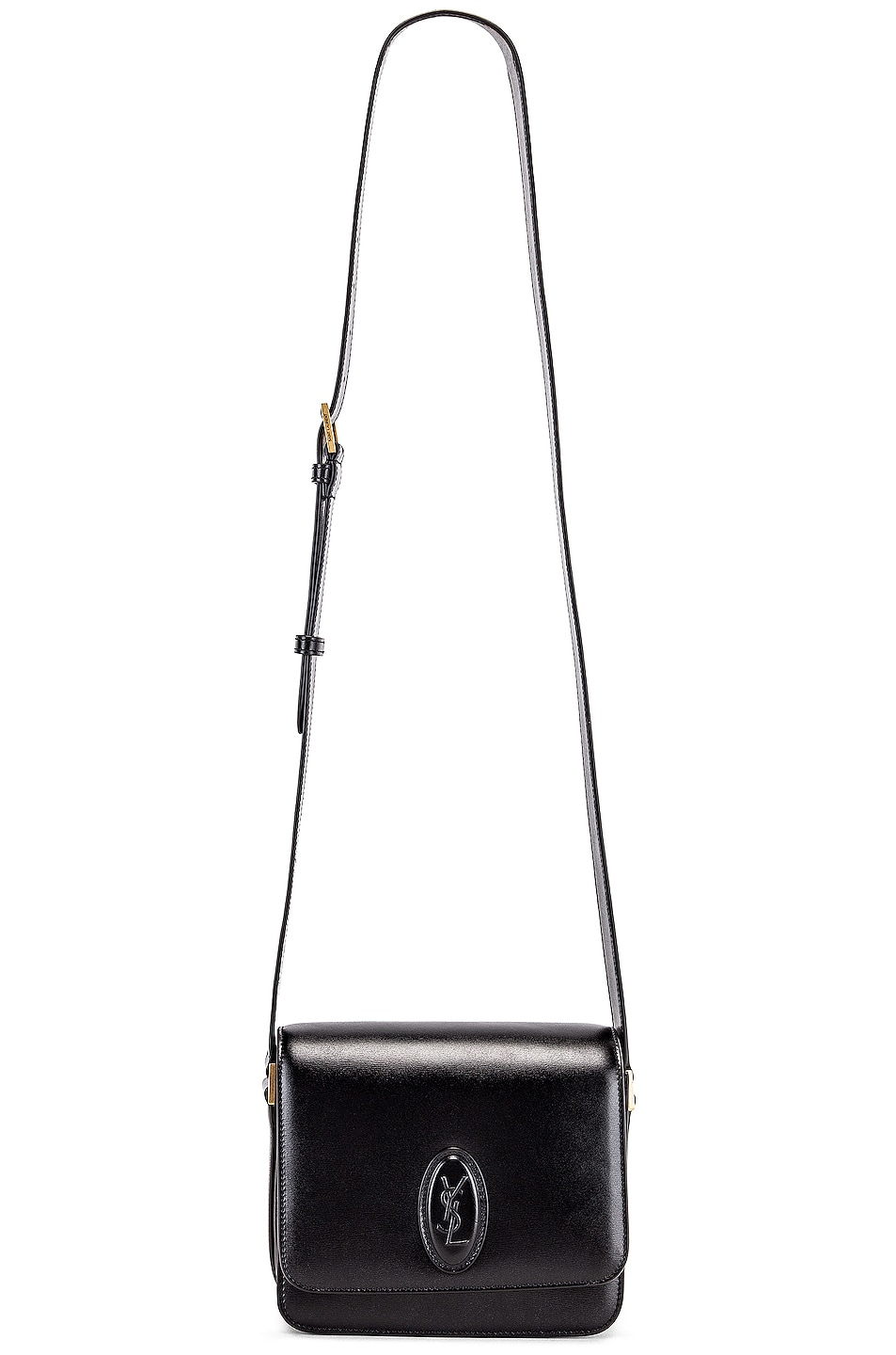Image 6 of Saint Laurent Small Le Besace Bag in Black